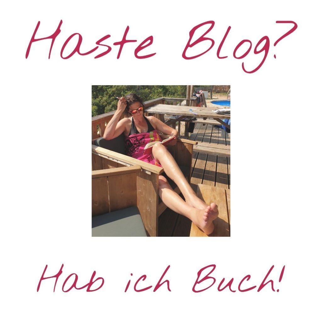 Hast Blog? Hab ich Buch!